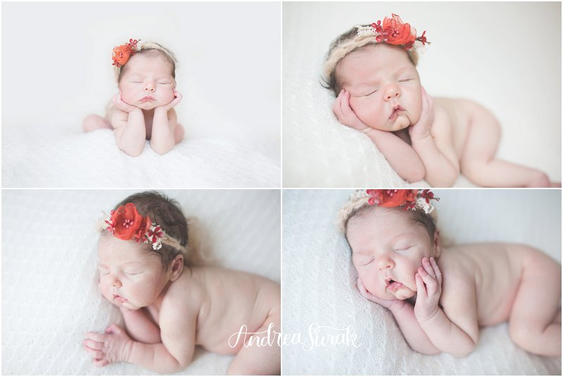 The Woodlands Newborn Photography Studio in conroe