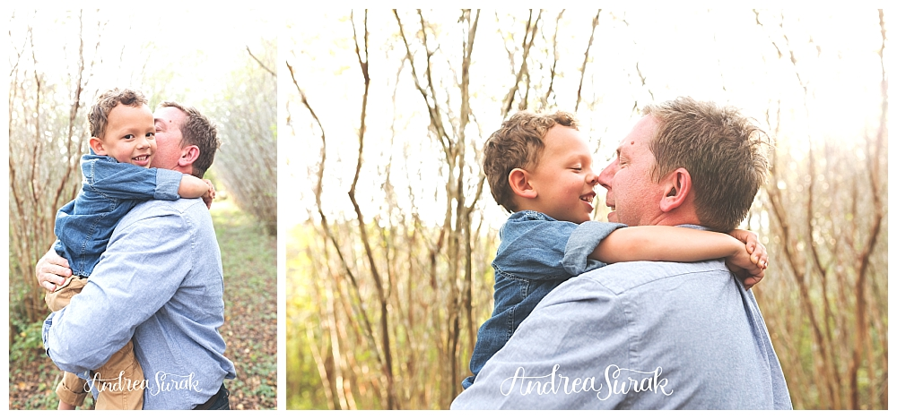 The Woodlands Natural Light Family Photography