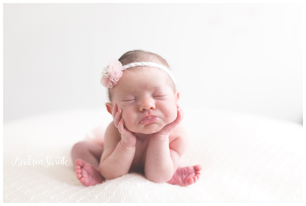 Newborn Photographer in Montgomery County