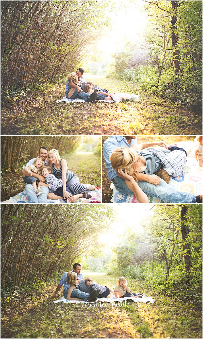 Stress-Free Maternity Portraits The Woodlands Tx